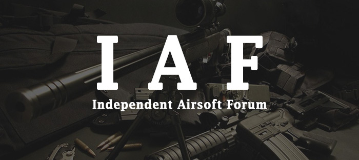 Independent Airsoft Forum