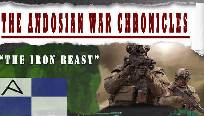 The Iron Beast