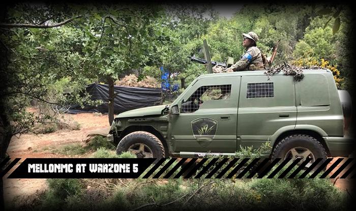 MellonMC at Warzone5