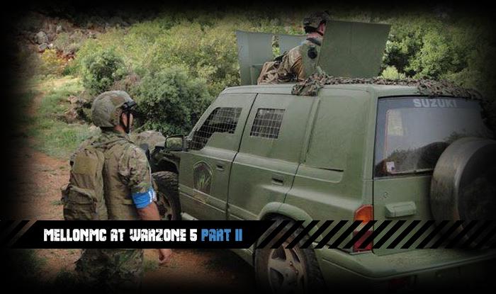 MellonMC at Warzone 5
