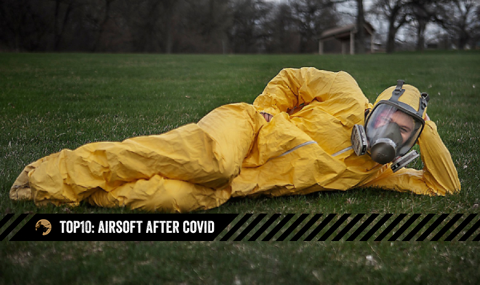 Airsoft After Covid